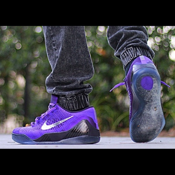 94ec1fb234a7 Nike Kobe IX Low Elite Moonwalker. M 5b397848409c1505506bb3cb